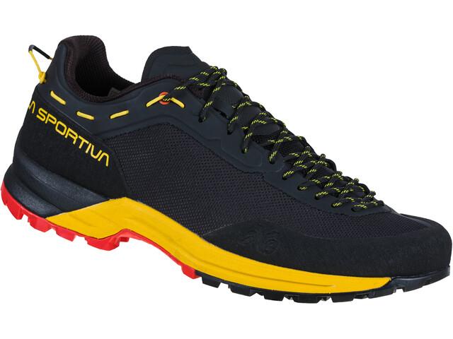 La Sportiva TX Guide Shoes Men, black/yellow